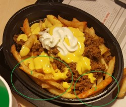 The I Suppose This Does Show Handmade Nature Nacho Taco Bell Nacho Fries Nachonomics Nacho Fries Box Ingredients Nacho Fries Box July 2018
