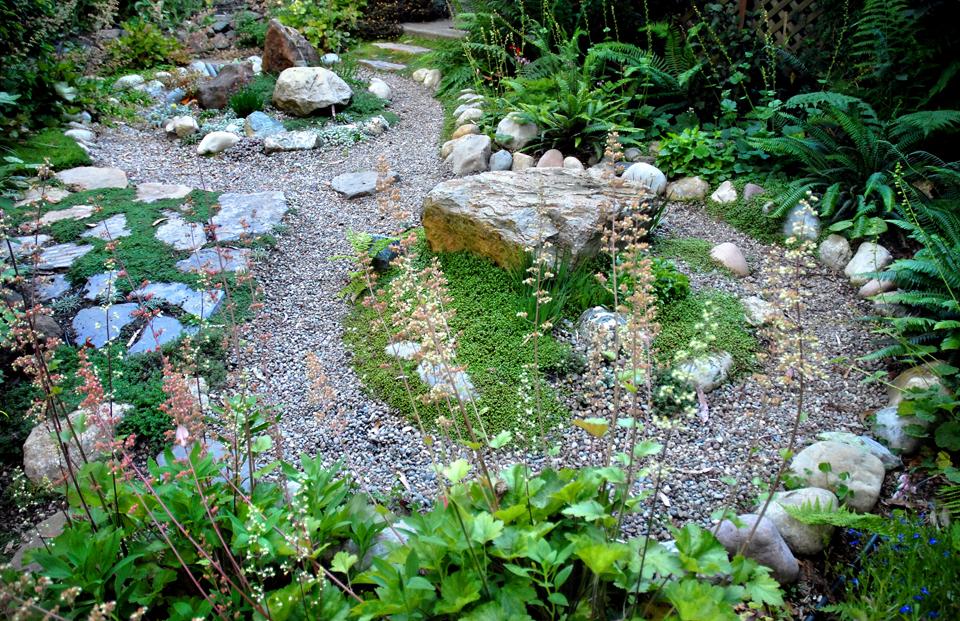Meditation u2014 Liz Simpson Garden Design - labyrinth garden design