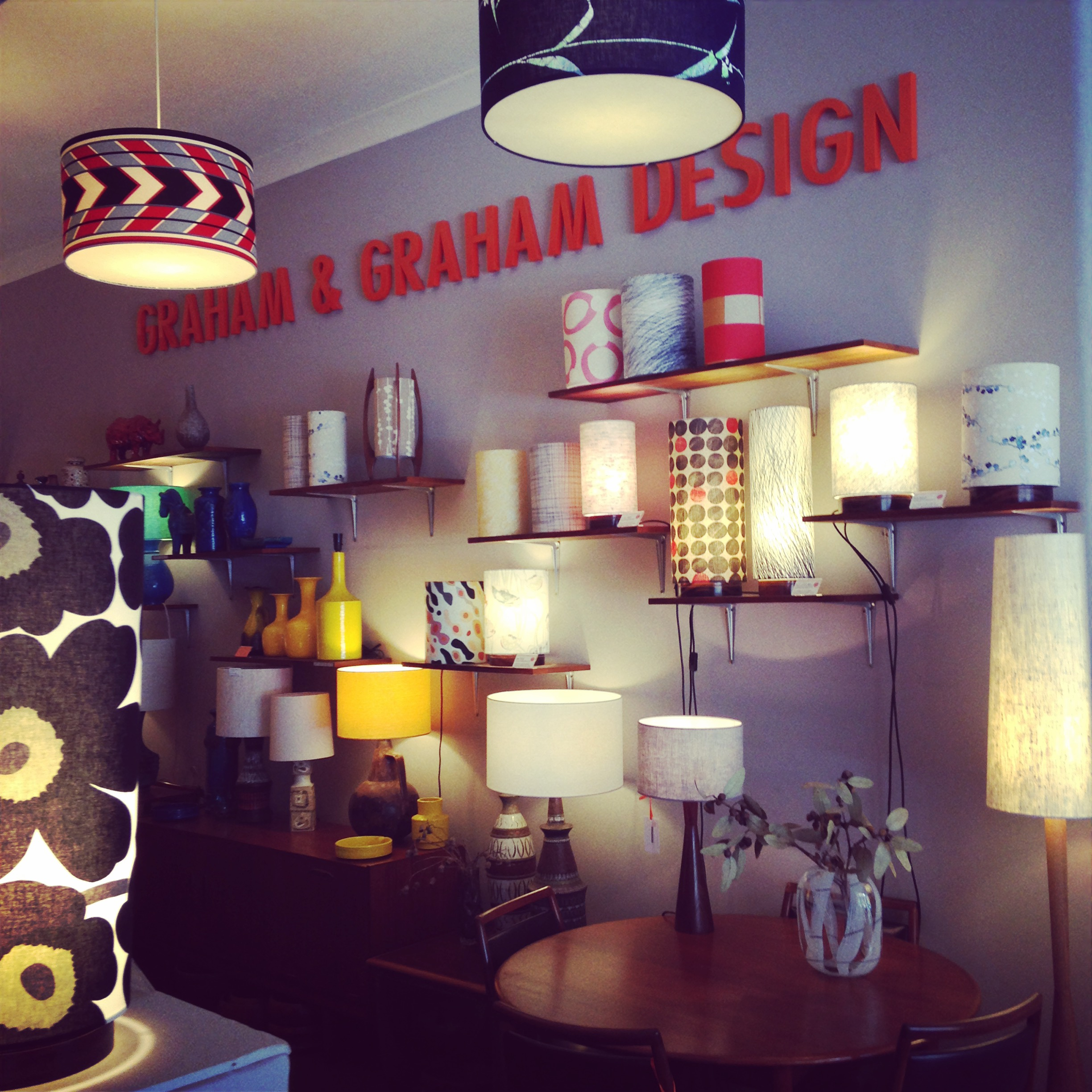 Lighting Shops Brisbane Graham Graham Design Handmade Lampshades Lighting Sydney