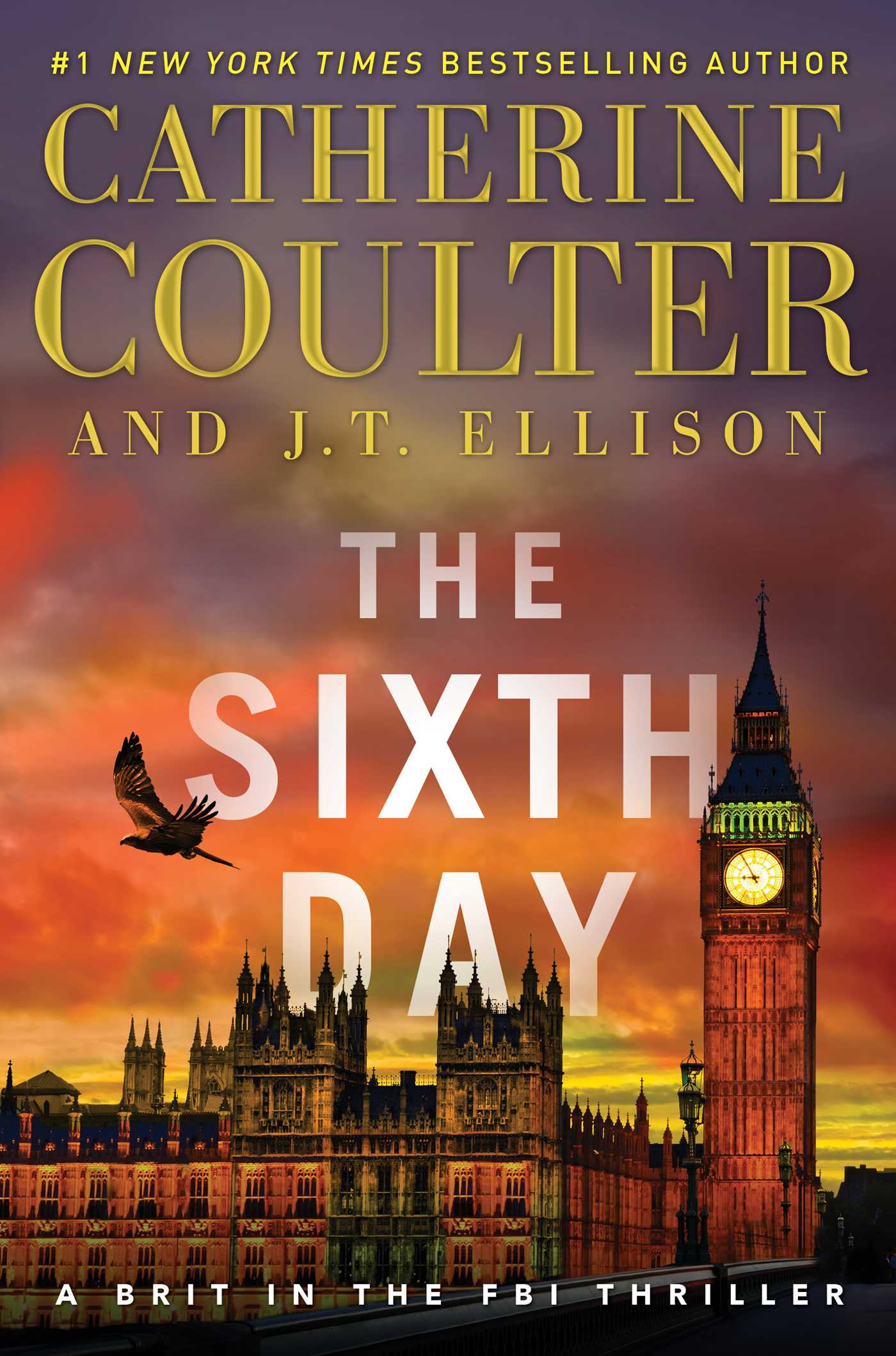 Catherine Coulter Libros The Sixth Day A Brit In The Fbi 5