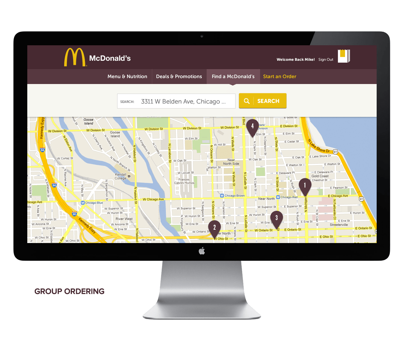 Sdb Creation Mcdonald S Multichannel Experience Scoping Sdb