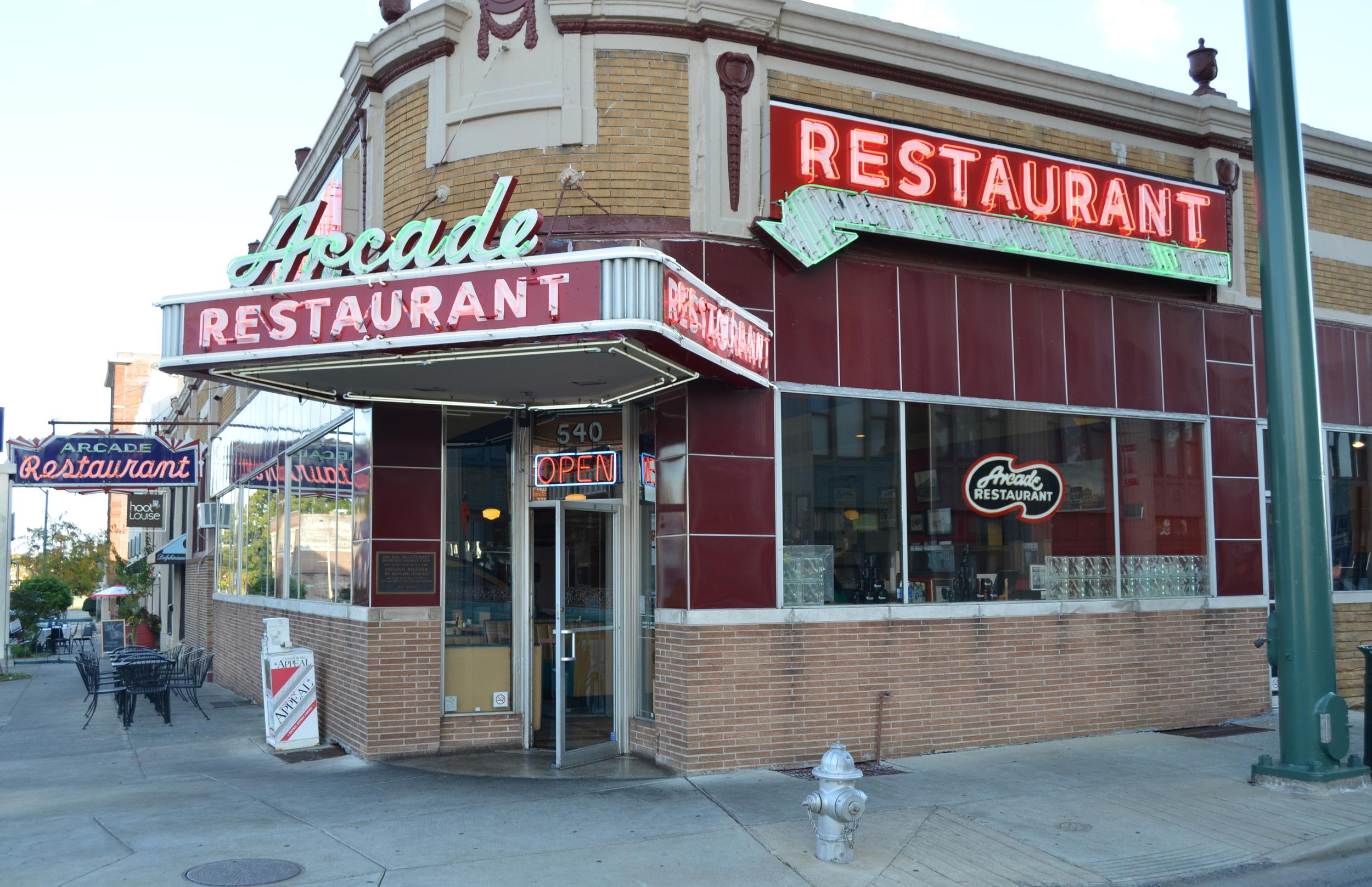 Pictures The Arcade Restaurant