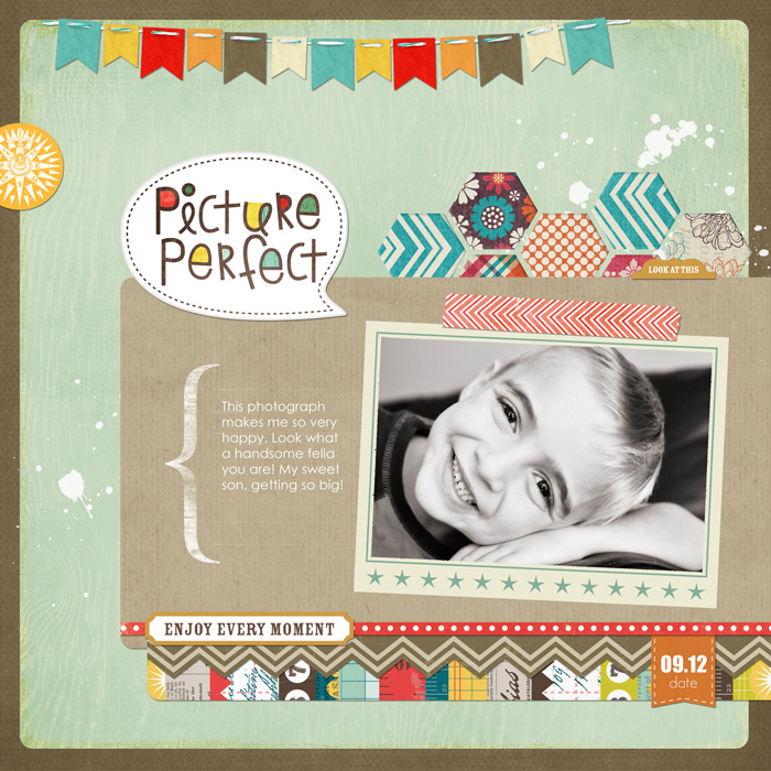 Video Tutorial First Digital Scrapbook Page \u2014 Jessica Sprague