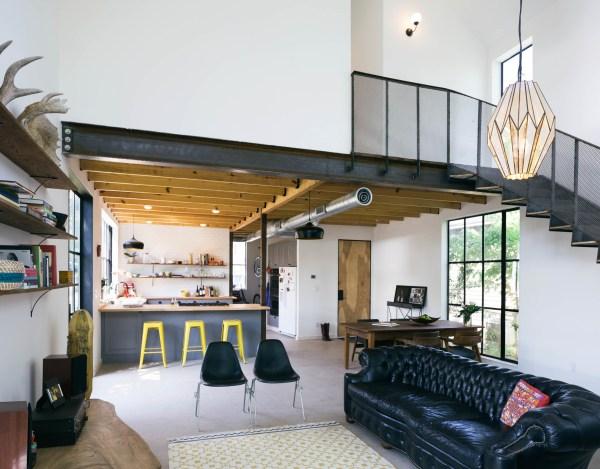 Garden Street Residence, Austin TX