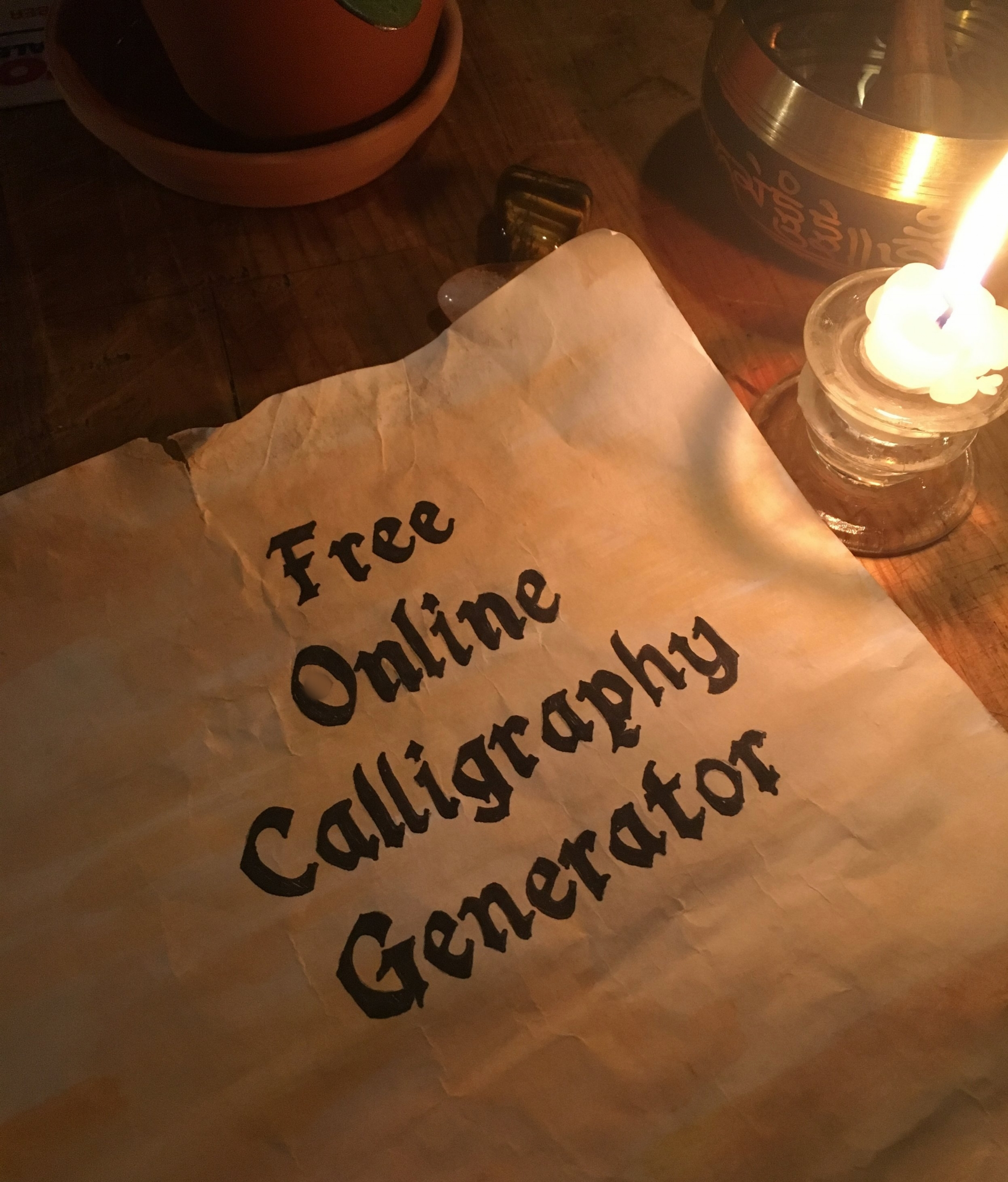 Calligraphy Input Online Free Online Calligraphy Generator Windows Mac Ipad Arts