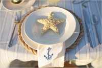 Nautical and Patriotic Table Settings : Inspiration for ...