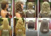 Wedding Day Hair Extensions : a New Look in Just a Few Hours