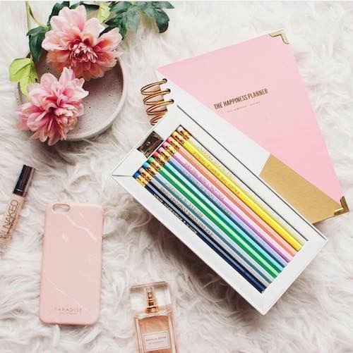 The Best Planners for Women for 2017
