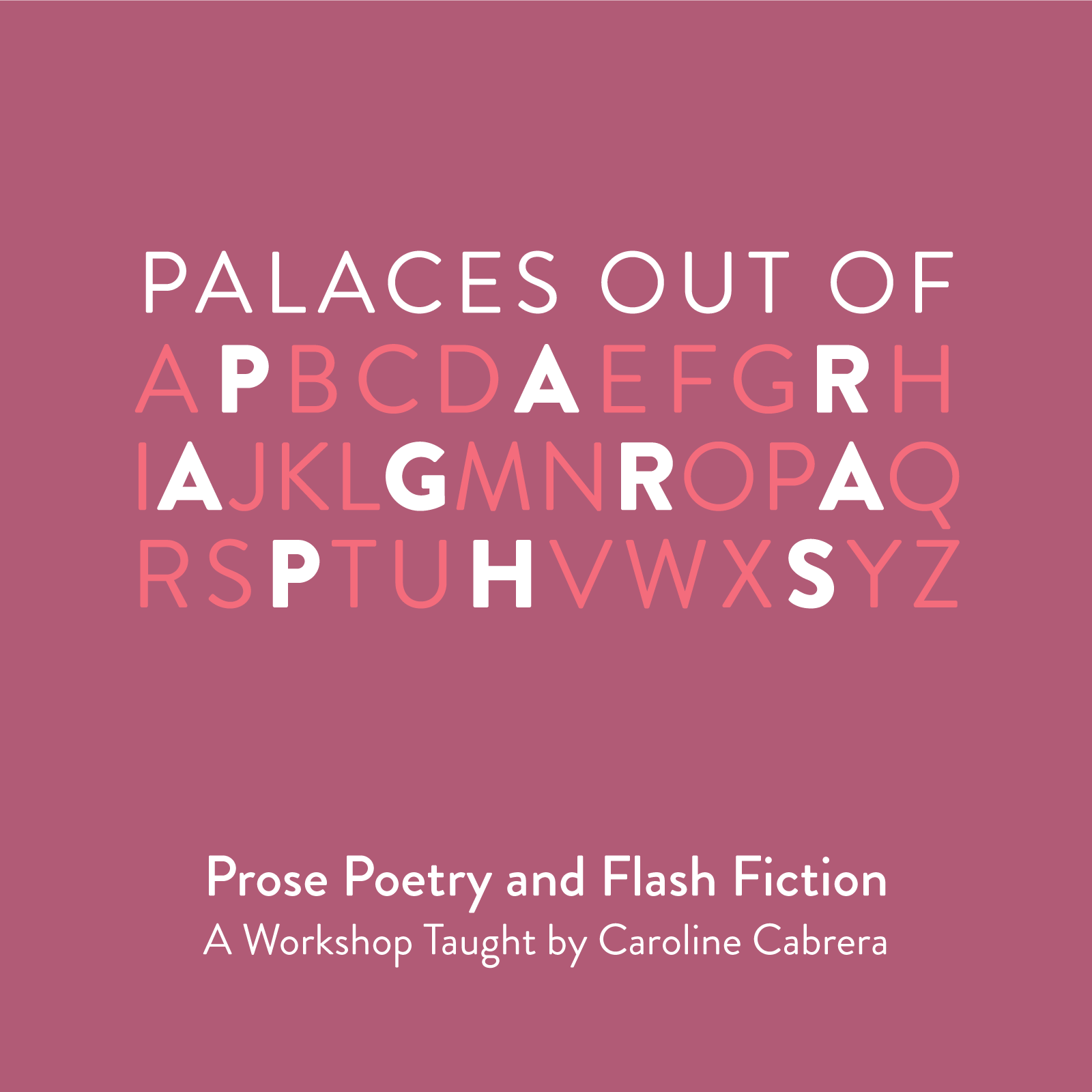 O Miami Palaces Out Of Paragraphs A Poetry Reading O Miami