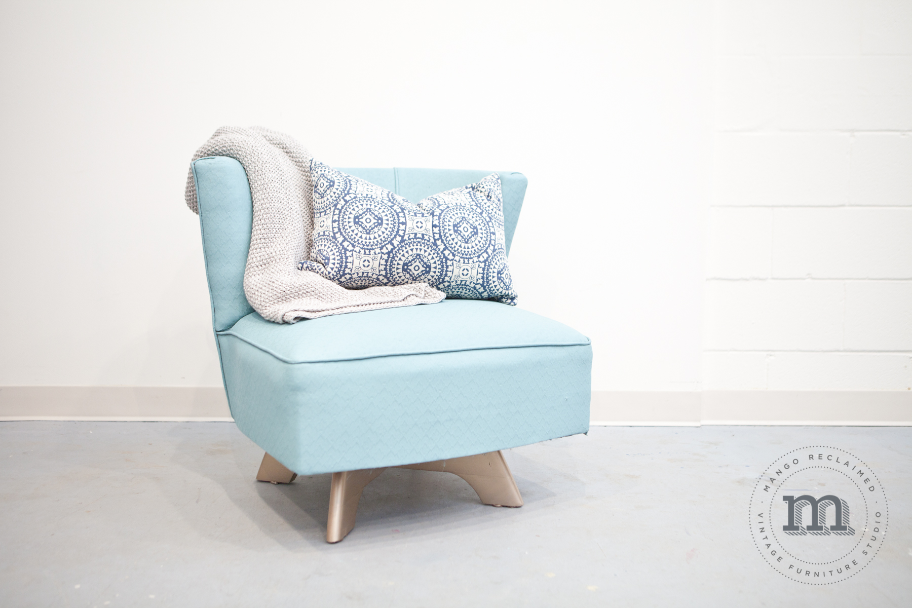 Use Van Gogh To Paint Your Upholstery Mango Reclaimed