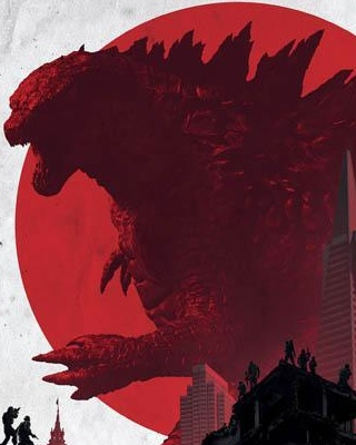 New Year Hd Wallpaper 2014 Godzilla Japanese Trailer Tv Spot And Imax Poster