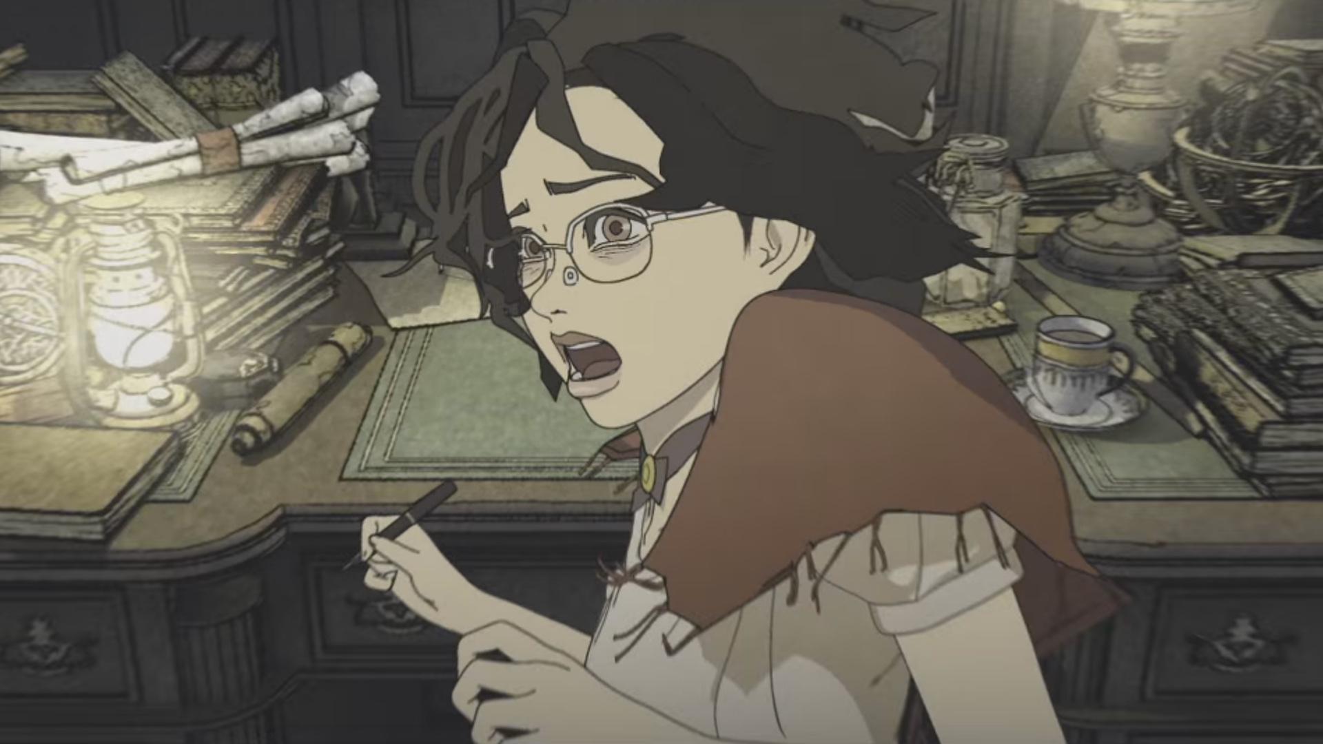 cthulhu anime