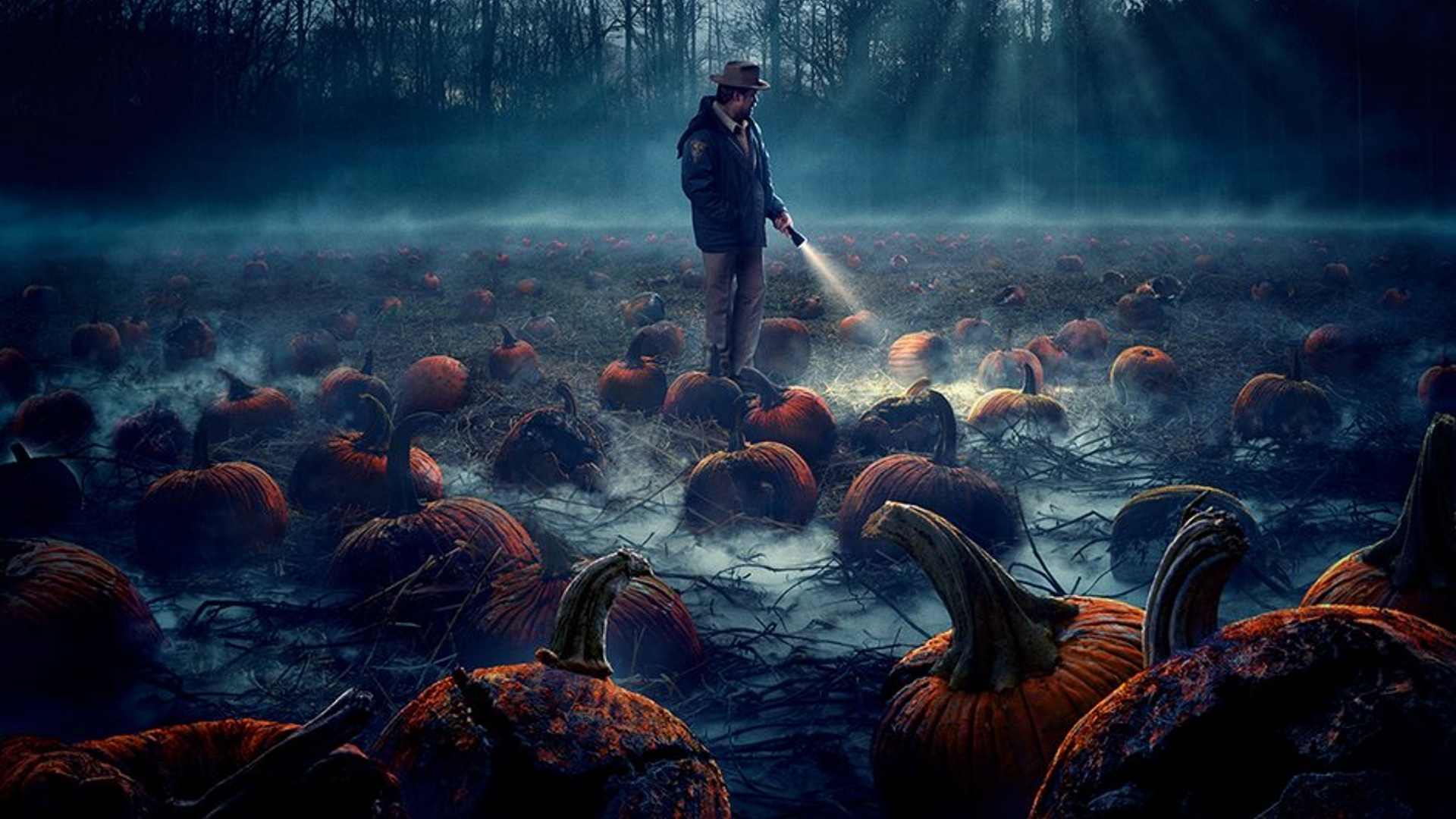 Fall Themed Wallpaper Stranger Things Season 2 Gets A Perfectly Cool Halloween