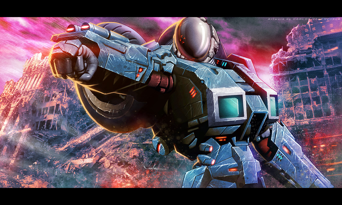 Power Rangers 3d Wallpaper Classic Transformers Fan Art By Carlos Valzonline Geektyrant