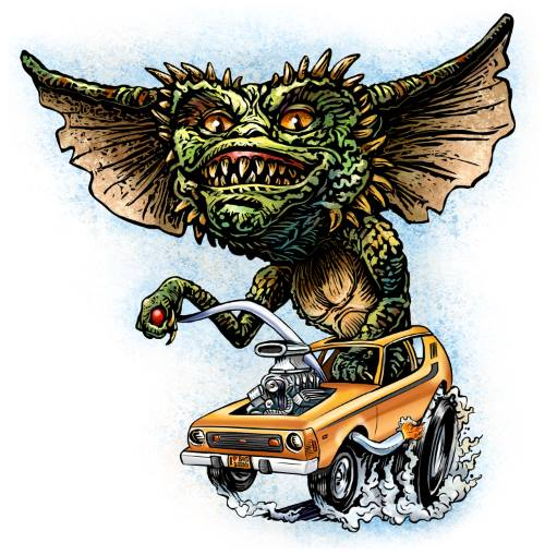 Animated Watch Wallpaper For Mobile Cool Collection Of Gremlins Fan Art Geektyrant