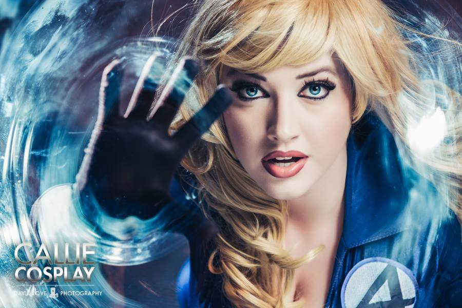 The Fall Bbc Wallpaper Invisible Woman Best Of Cosplay Collection Geektyrant