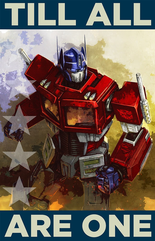Peace Black Wallpaper Transformers Propaganda Posters Till All Are One And