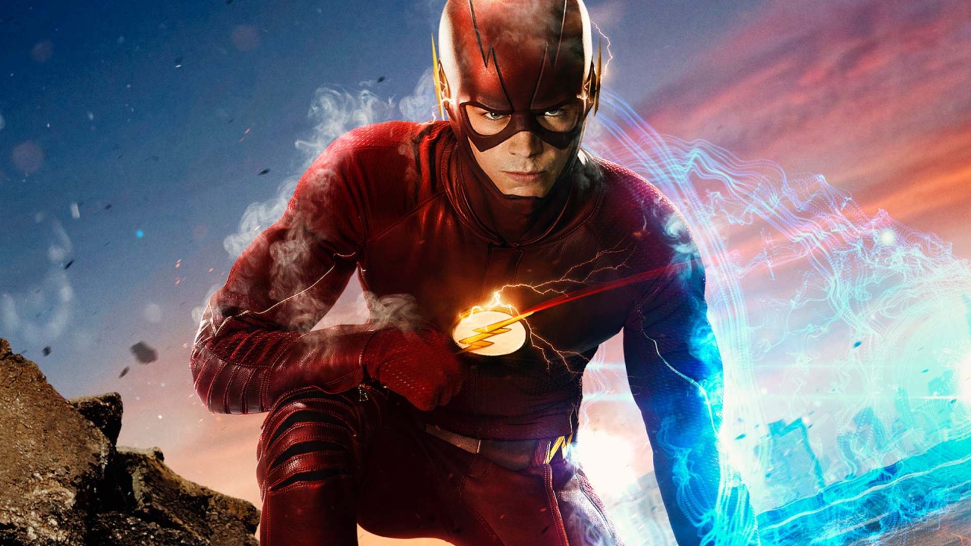 3 Flash Grant Gustin Says Barry Allen Is Forgetting His Powers In The