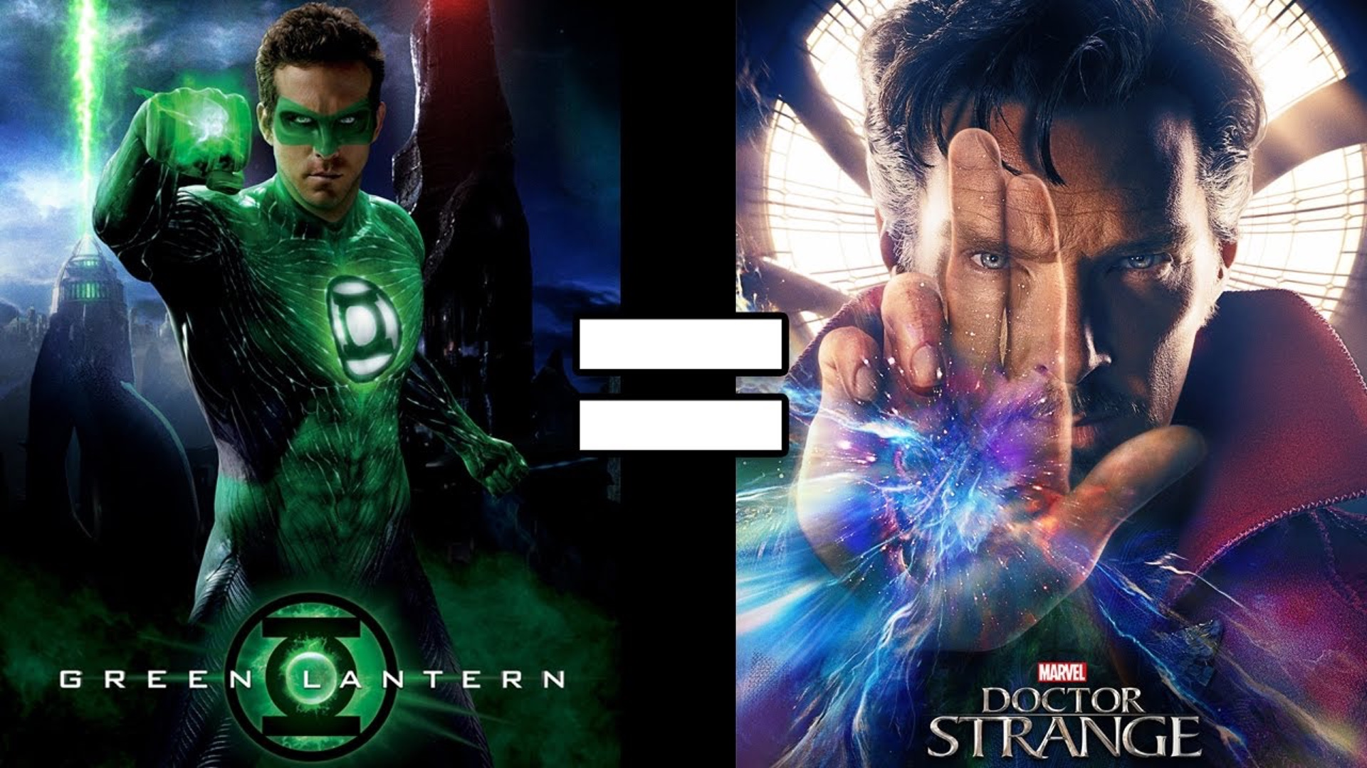 24 Movie 24 Reasons Green Lantern And Doctor Strange Are The