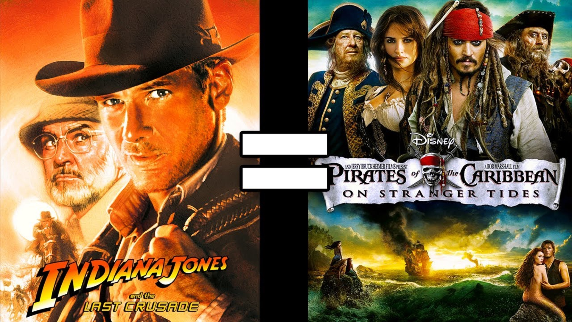 24 Movie 24 Reasons Indiana Jones 3 And Pirates Of The Caribbean