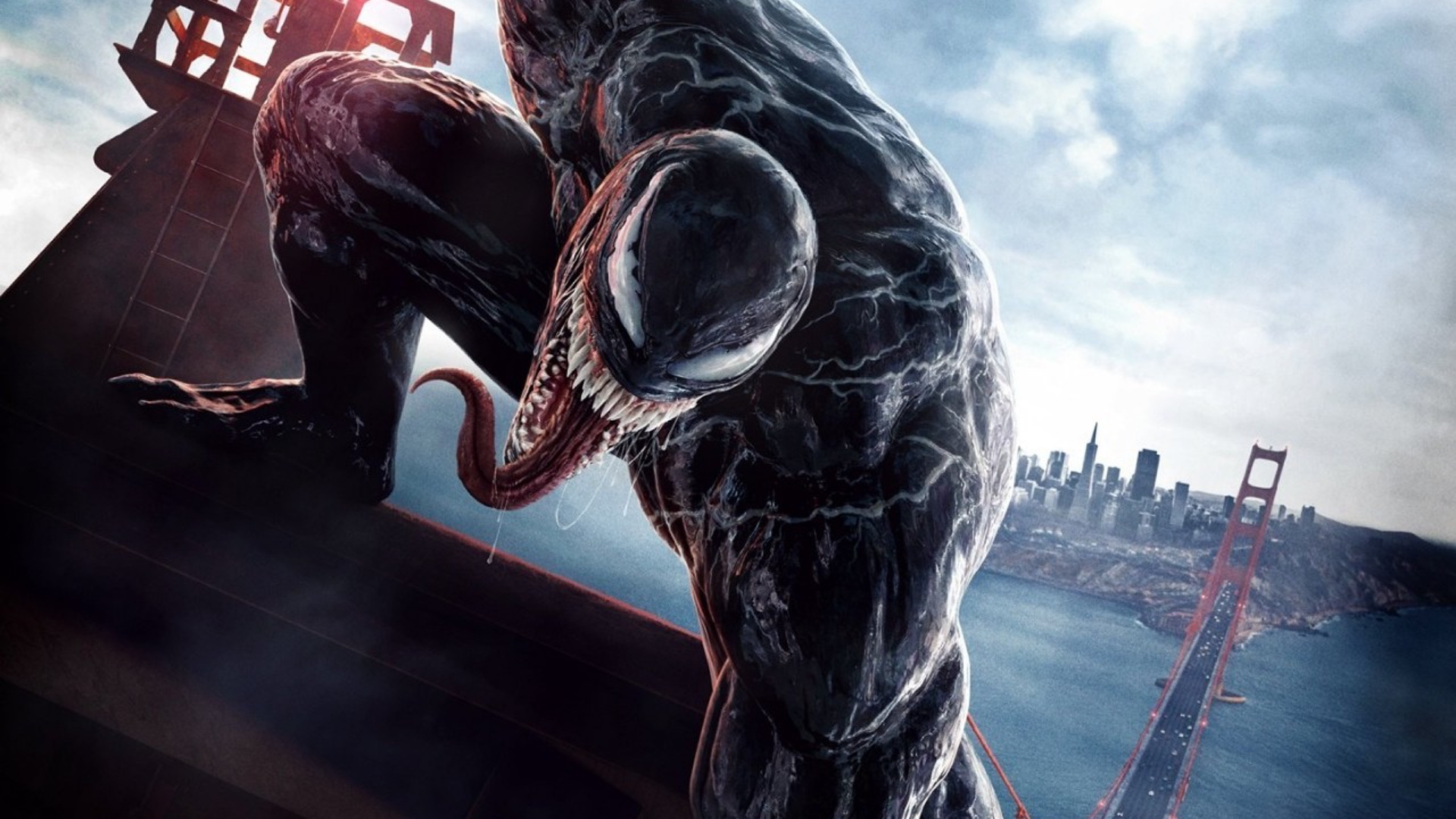 Tom Trailer Tom Hardy S Venom Gets Its Very Own Honest Trailer Geektyrant
