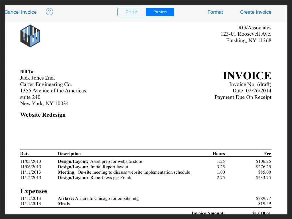 Invoice Email Sample \u2013 hardhostinfo