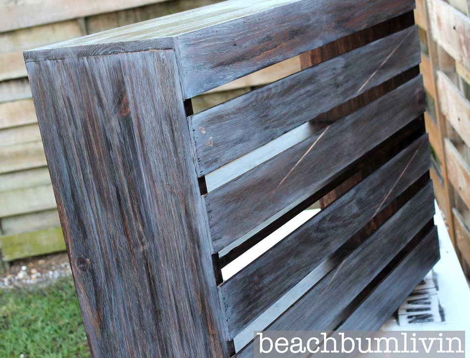 Layering Stain For A Cool Look — Beachbumlivin | Awesome Diy