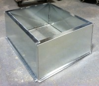 Fabrication  K & E Sheet Metal