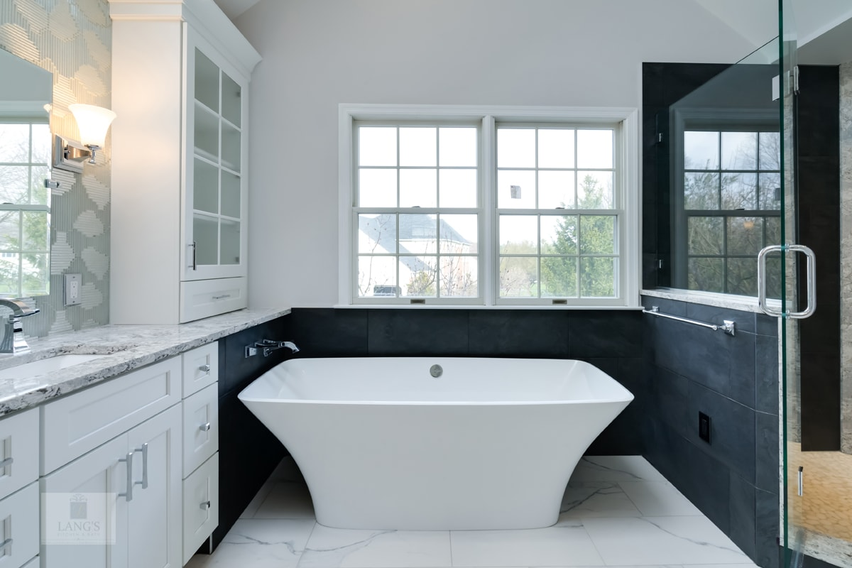 Bathtub Design Ideas Bathroom Design Ideas Remodeling Lang S Kitchen Bath