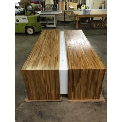 Small Crop Of Butcher Block Desk