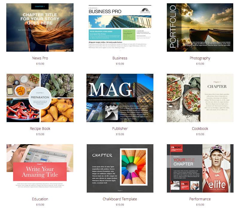 Blog \u2014 Author Ready Templates