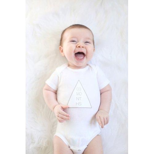 Medium Crop Of Baby Month Stickers