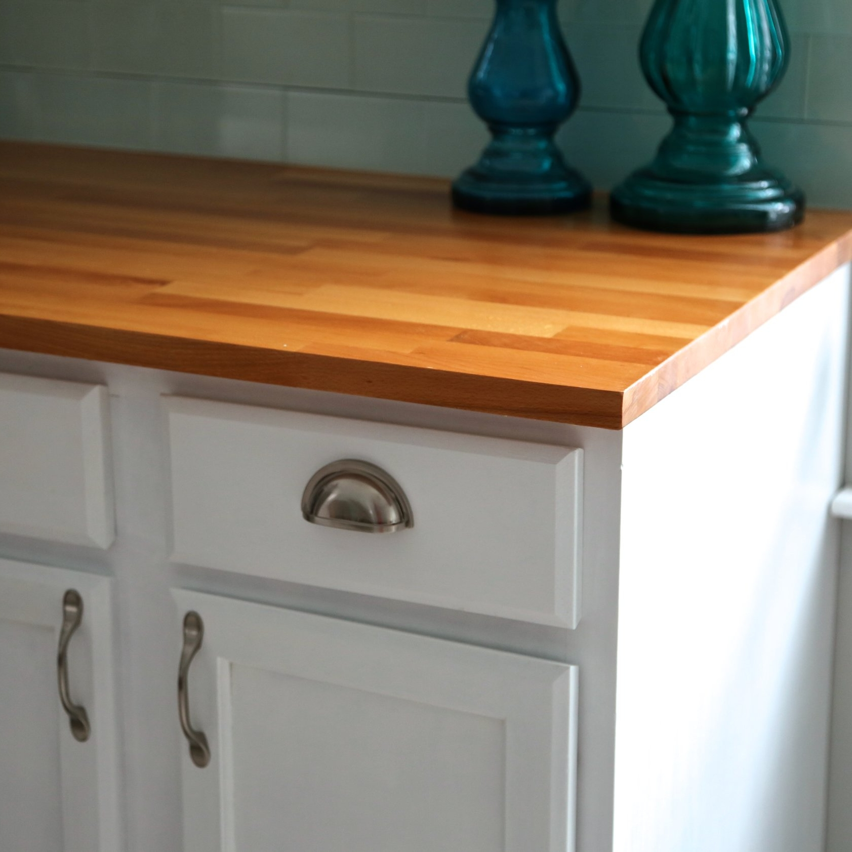 How To Install Ikea Butcher Block Countertops Weekend Craft