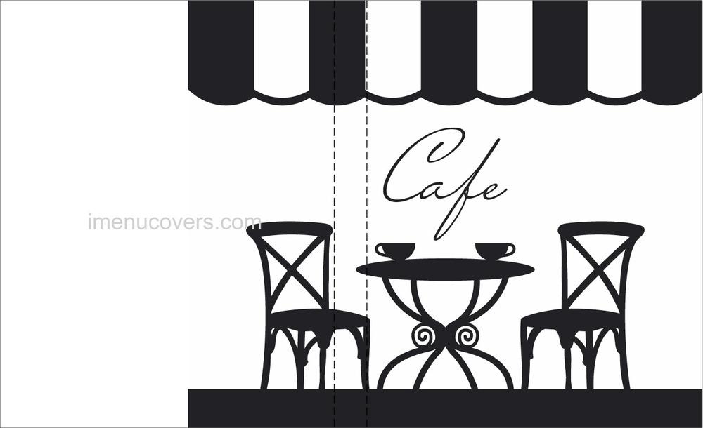 Sample Cafe Menu Template - Resume Template Ideas