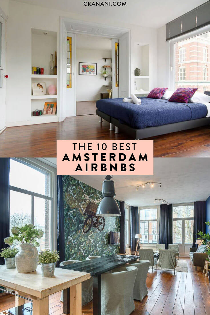 Jordaan Skincare 10 Best Airbnb Amsterdam City Centre Apartments Ckanani Luxury