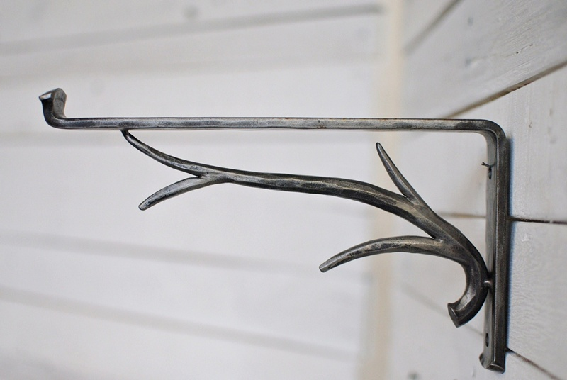Forest Branch Shelf Bracket Phoenix Handcraft
