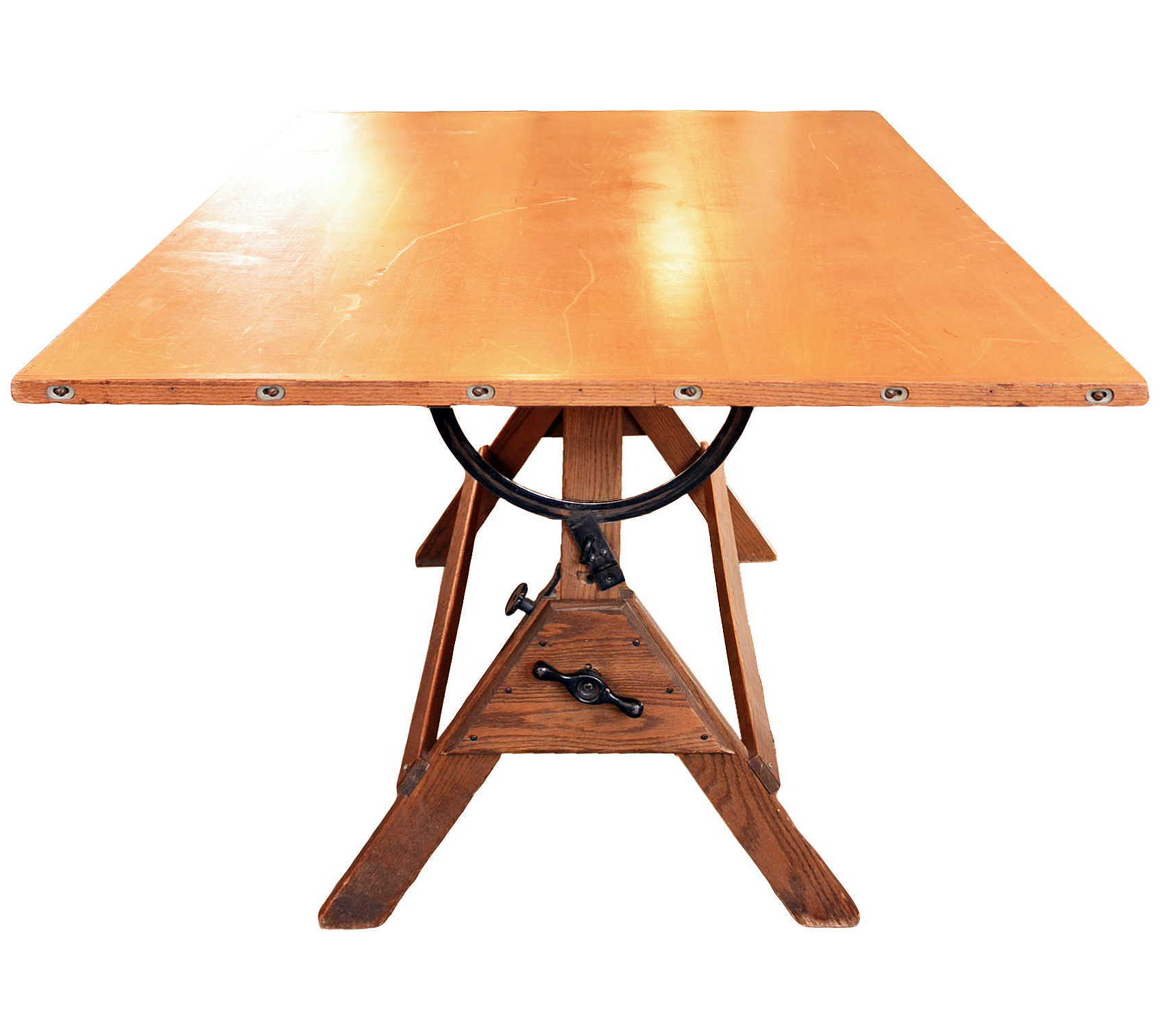 Adjustable Height Drafting Table Hamilton Drafting Table
