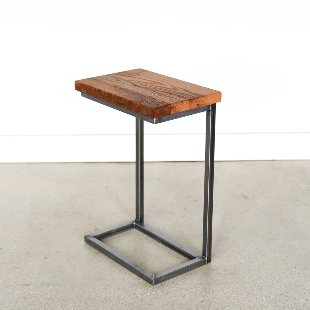 Metal Table Reclaimed Wood Tables Barn Wood Tables What We Make