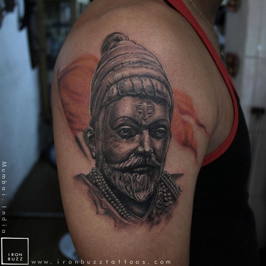 Sivaji 3d Wallpaper Realistic Tattoos By Eric India S Best Tattoo Artists