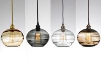 Artisan Blown Glass Lighting  Hammerton Studio