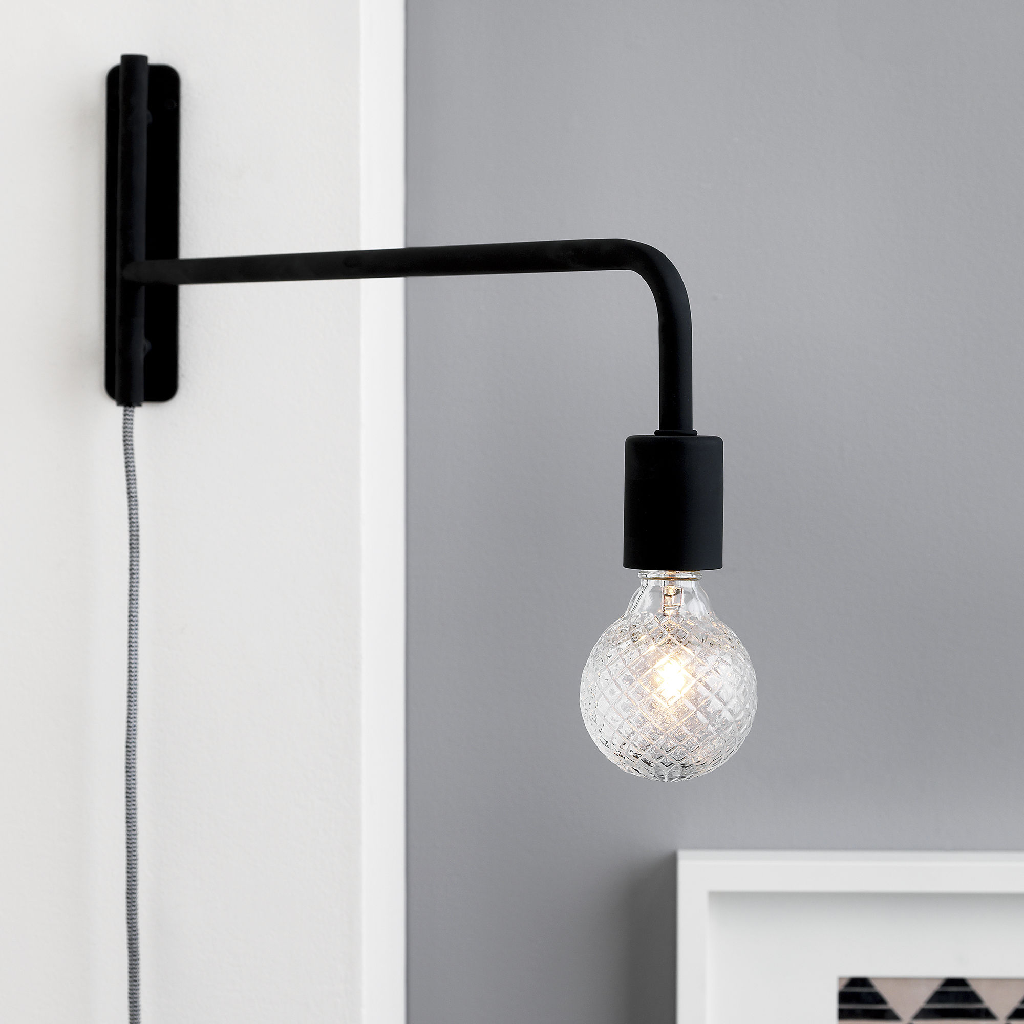 Swing Wall Lamp Lime Studio Swing Light