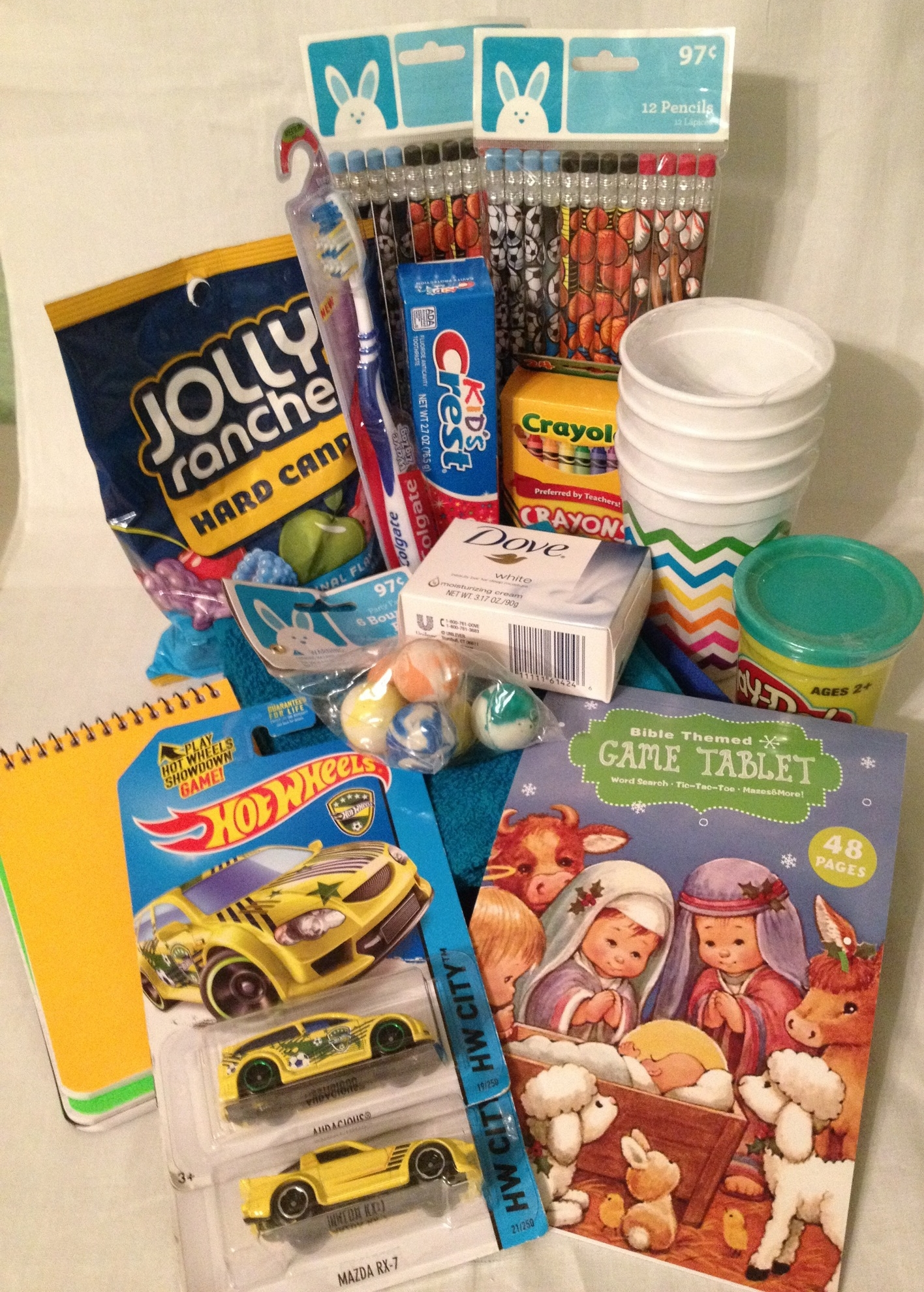Ideas For Operation Christmas Child Shoeboxes My Little