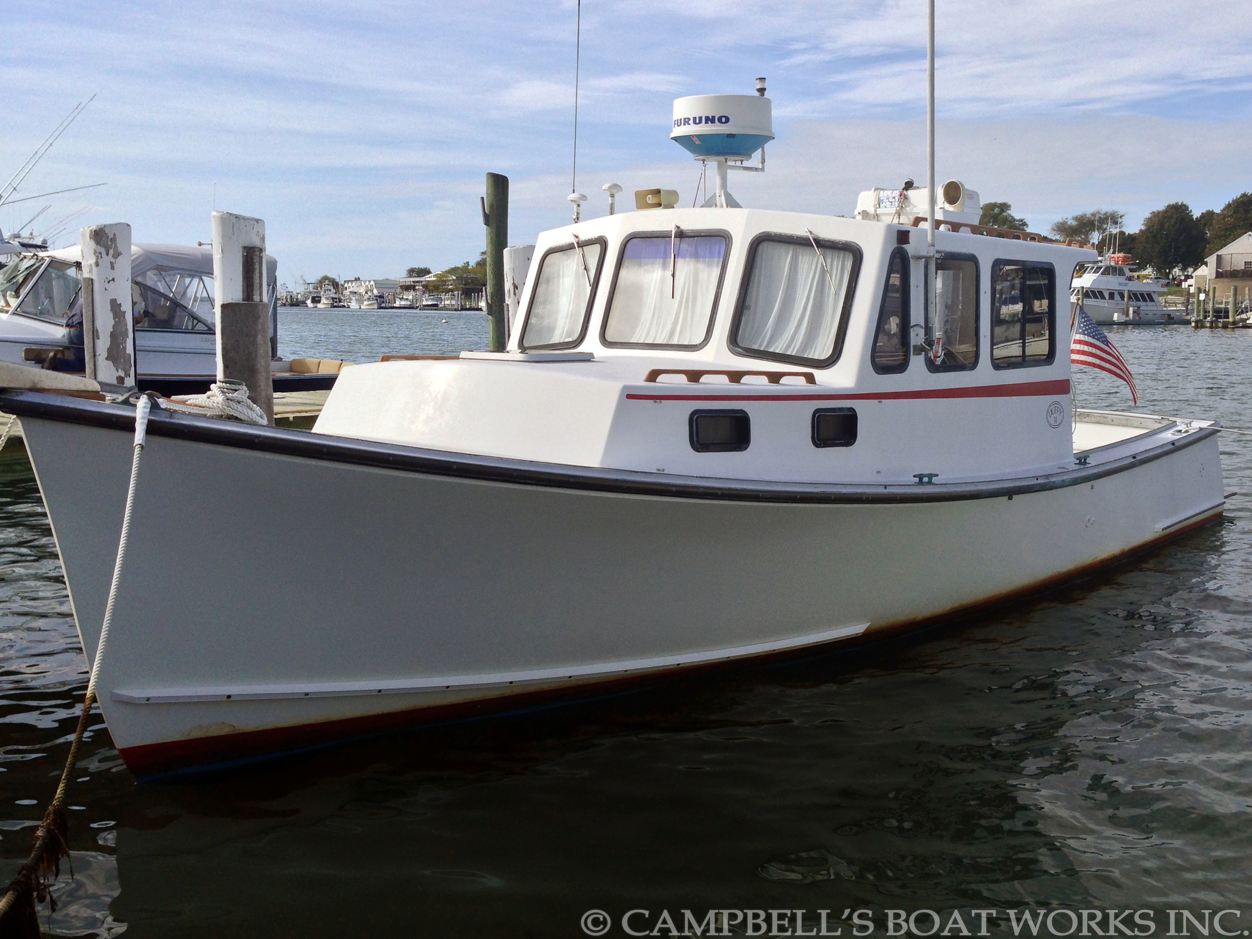 Boats For Sale \u2014 Campbell\u0027s Boat Works Inc