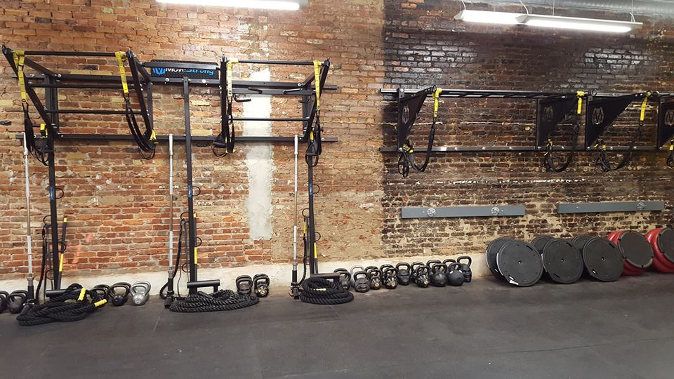 The Wall Fts Wall Mounted Gym Fitness Equipment