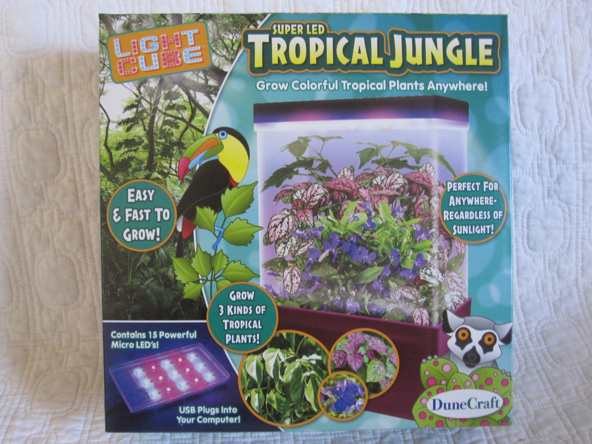 Led Licht Für Terrarium Led Lit Terrarium Tropical Jungle Dragonfly Castle Toys