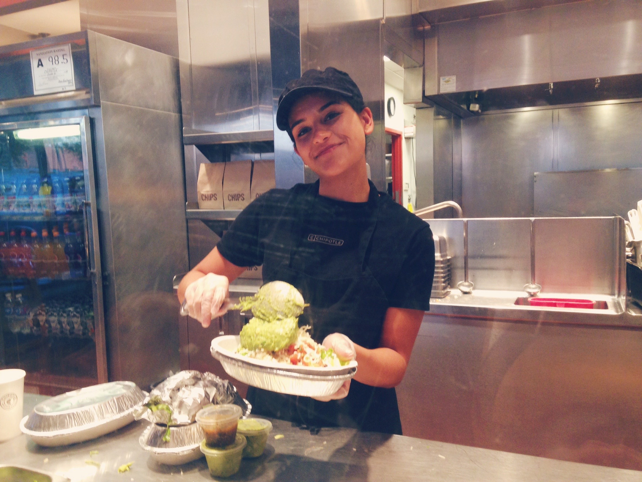 How To Get Hired at Chipotle \u2014 Chessie D
