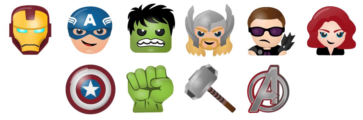 Avengers Assemble Wallpaper Hd Marvel Emoticons Gallery