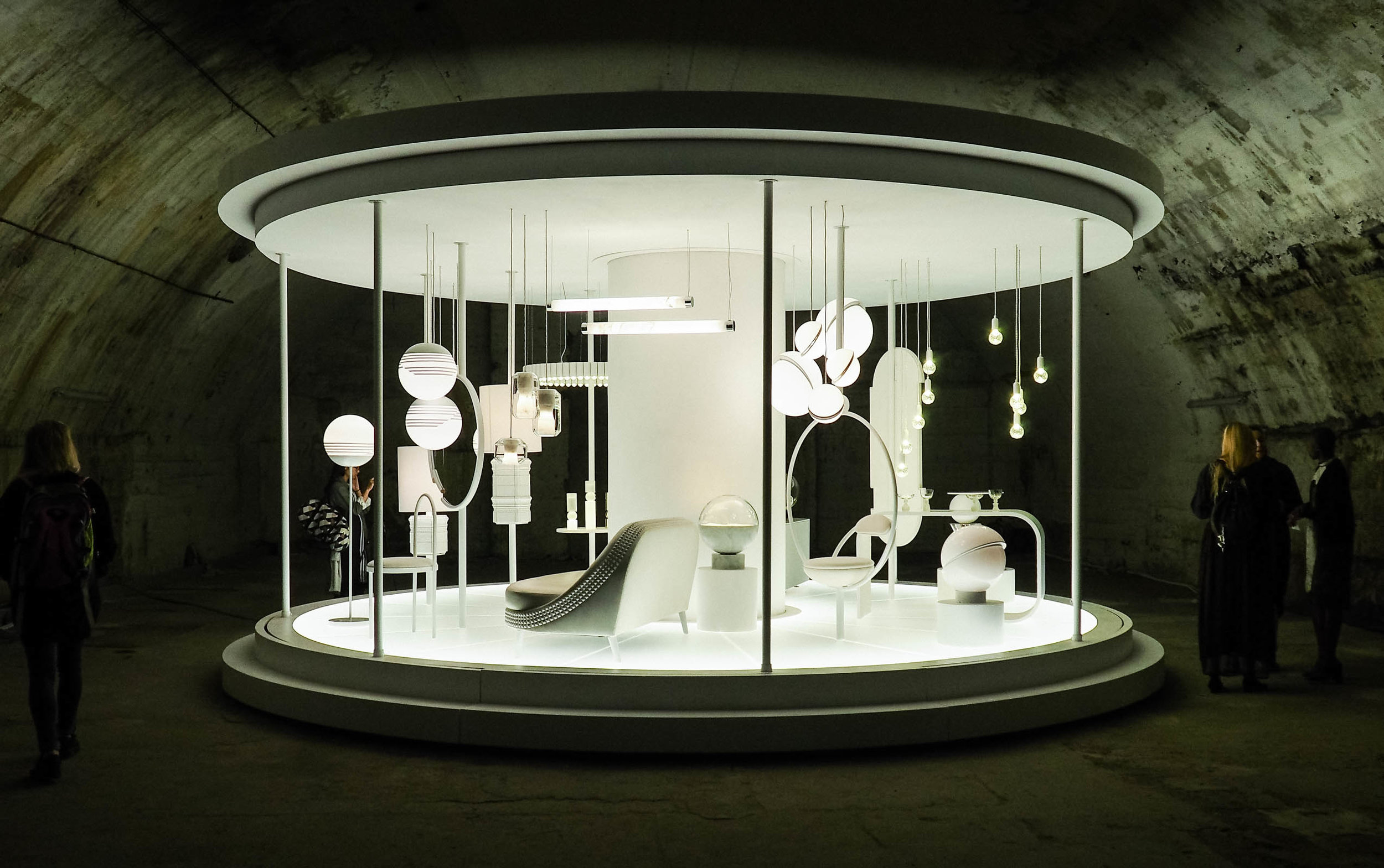 ... MILAN DESIGN WEEK   LEE BROOM TIME MACHINE PRESENTATION U2014    Glamourose Mobel Lee Broom ...