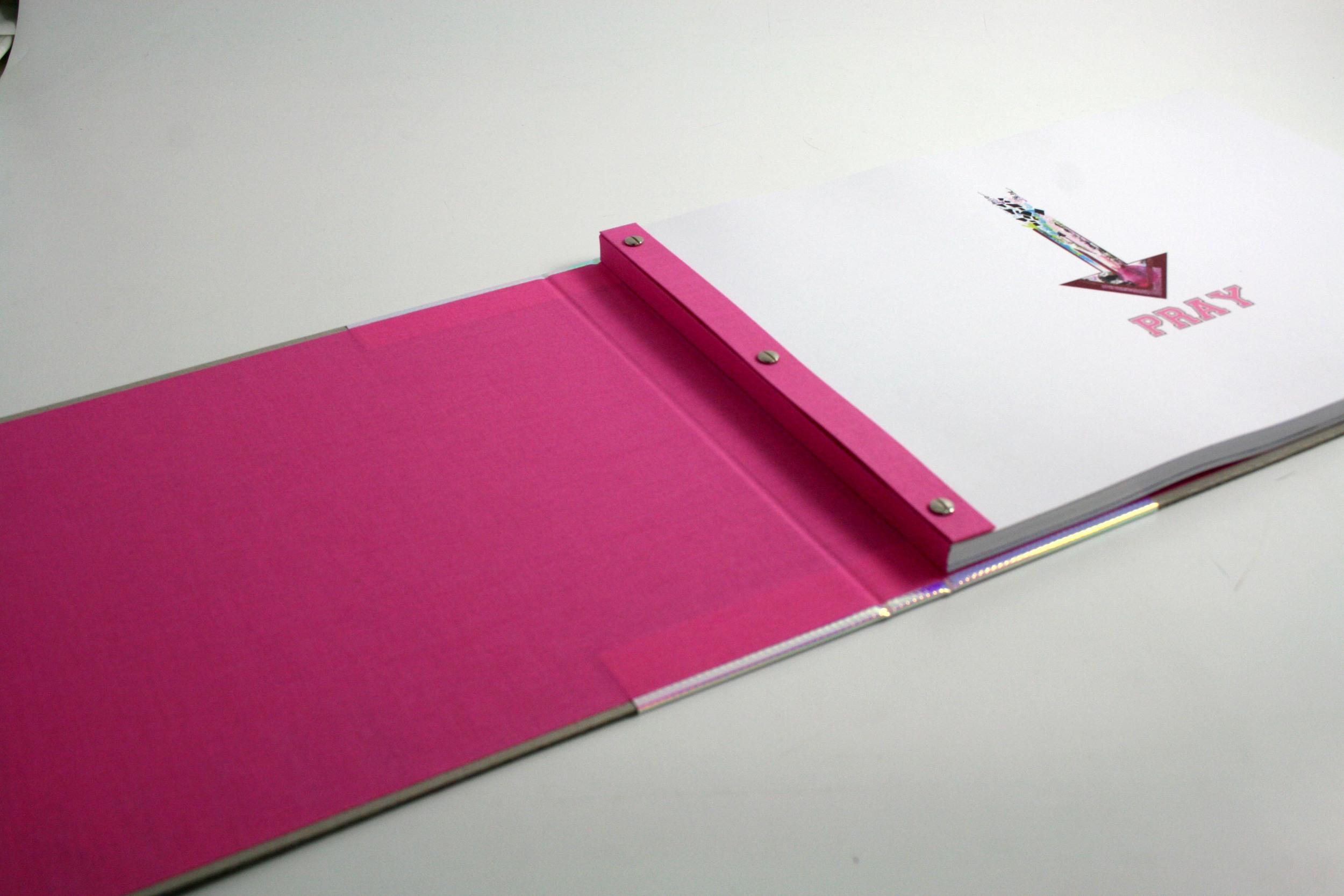 Screw Post Binding Carpetas Pinterest - resume folder