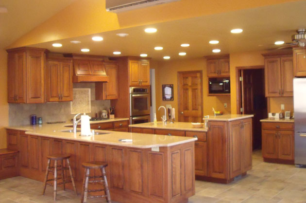 Kitchens - price of a kitchen remodel